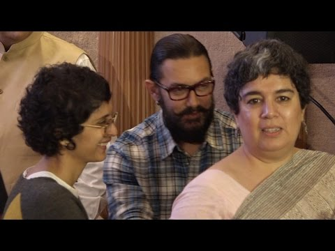 Xxx Mp4 Aamir Khan S Wife Kiran Rao BONDS With His First Wife Reena Watch Video 3gp Sex