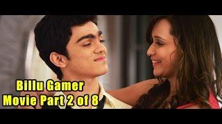 Billu Gamer Movie Part 2 of 8 I Live VFx Bollywood Movie I Billu Entry I Live cum Animation Film