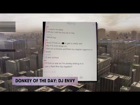 Xxx Mp4 DJ Envy Donkey Of The Day 3gp Sex