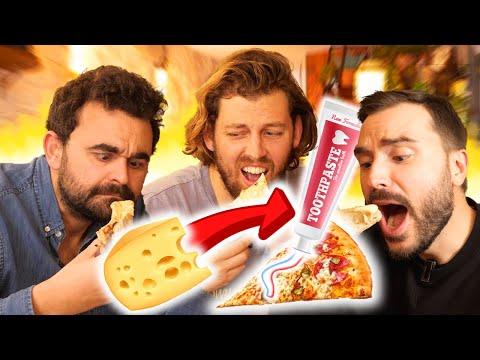 Pizzas empoisonnées Qui mangera la part piégée