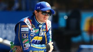 Chase Elliott On Race Car Driver Being Athletes | CampusInsiders