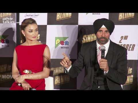 Singh Is Bling Launch Event  | Akshay Kumar, Amy Jackson, Lara Dutta