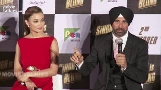 Singh Is Bling Launch Event  | Akshay Kumar, Amy Jackson, Lara Dutta