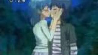 Mermaid Melody moments kiss
