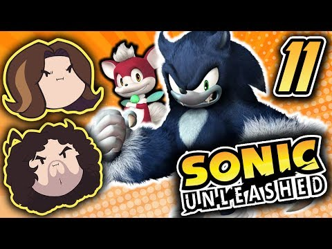 Sonic Unleashed: The Good Ol' Chick Chuck - PART 11 - Game Grumps