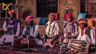 Talab Khan Group - Maan Li Jo Mujro (Anahad Foundation - Folk Music Rajasthan)
