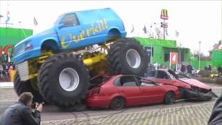 Stunt Show mit den Korth Brothers in Halle (Saale) [Germany]