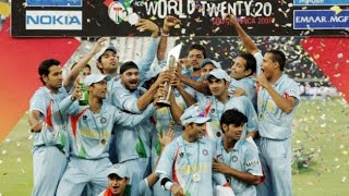 India vs Pakistan 2007 ICC World Twenty20 final HIGHLIGHTS 720p HD Part 1