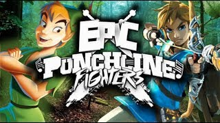 Link VS Peter Pan - Epic Punchline Fighters [EPF 01]