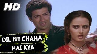 Dil Ne Chaha Hai Kya | Kavita Krishnamurthy | Yateem 1988 Songs | Sunny Deol, Farah Naaz