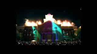2011 Sugar Land New Years Eve 3D Projection Mapping