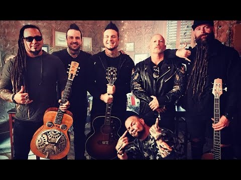 Download Five Finger Death Punch - Behind the Scenes - Blue On Black Video Shoot