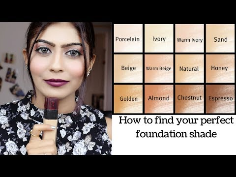 Xxx Mp4 How To Choose The Right Foundation Shade Beginners Special Rinkal Soni 3gp Sex