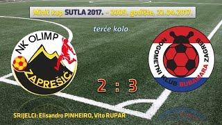 NK Olimp Zaprešić - NK Bubamara (2:3), Minić kup