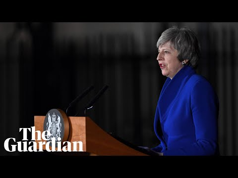 Xxx Mp4 Theresa May Makes Statement At 10 Downing Street – Watch Live 3gp Sex