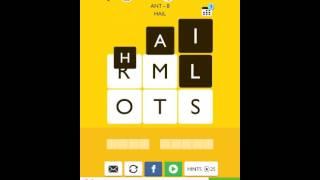 Word Trek Ant Answers