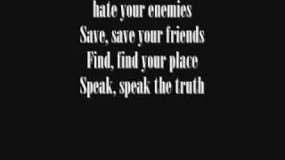 Radio Friendly Unit Shifter - Nirvana Lyrics