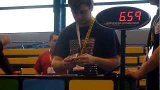 EURO 2012 Rowe Hessler 4x4 Final 38,44 solve 4