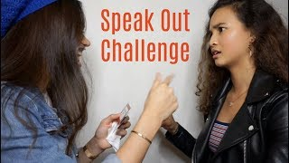 SPEAK OUT CHALLENGE // Funny