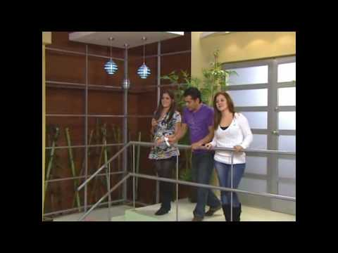 Beyond Models Agency en Televisa del Golfo Programa Pasarela 01 Febrero 2010 1 6