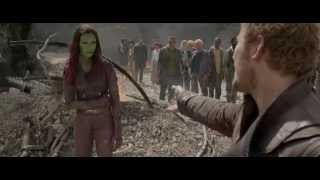 Star lord dance - Guardians of the galaxy scene | HD 720p