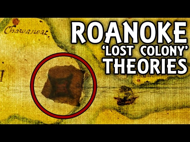Top 5 Roanoke 'Lost Colony' Disappearance Theories