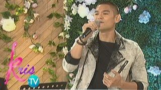Kris TV: Jay R sings 'Ngayo'y Naririto'