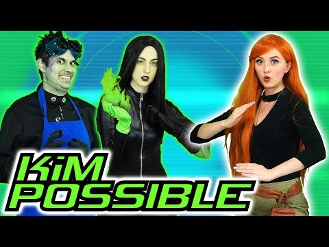 KIM POSSIBLE SAVES DISNEY PRINCESSES FROM SHEGO. What Happened to Elsa and Belle Totally TV