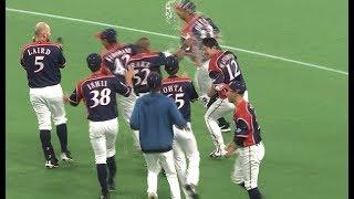 延長11回サヨナラ勝利で連敗ストップ!!7/20 vs.イーグルス