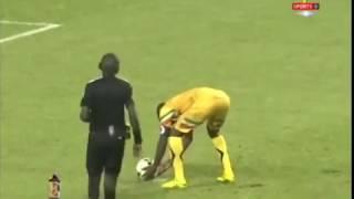 MALI  VS GUINEA (2-0)  Penalty shootout (24-5-17) Semi final AFCON U17