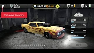 Top speed:drag & fast racing hack unlimited money&gold   100%working Android