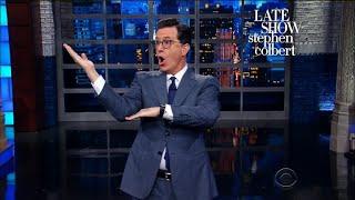 Stephen Polls His Audience On Trump