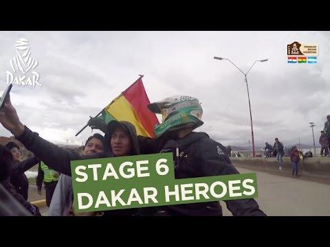 Stage 6 Dakar Heroes Dakar 2017