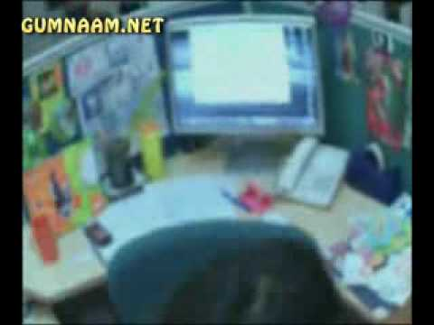 XXX in Office Hot MMS Scandal