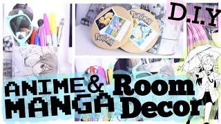 ✌ D.I.Y ✌ Anime & Manga ROOM DECOR! | SammieSpeaks