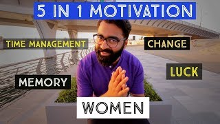 Time management, Luck, Memory, Change, Women    Malayalam   ztalks 25th episode