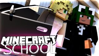Minecraft School - DANCING WITH MY DATE AT PROM! w/ Little Lizard