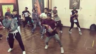 I am HipHop Crew Kings Workshop Day 3 routine
