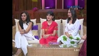 Curahan Hati Perempuan (TransTV) - Maudy Koesnaedi & Gizi Super Cream