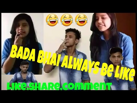 Xxx Mp4 Bada Bhai Alway S Be Like Bhai Behan Ma Pyar New Funny Vine Video 3gp Sex
