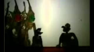 Wayang Kulit Kelate   Pok Dogol Ngadap Raja Serama