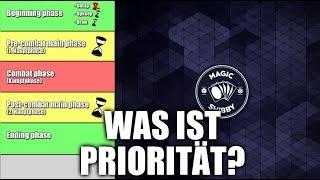 Magic Basics - Priorität [Deutsch]