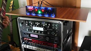 Kemper Profiler Tuner with MIDI Grande controller