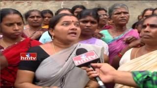 Garagaparru Village People Fire on SC-ST Commission Chairman Karem Sivaji | HMTV