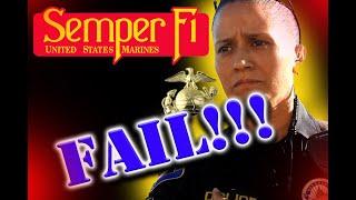 MARINE CORPS PASADENA POLICE EPIC FAIL SGT GOMEZ, OFFICER MORGAN P