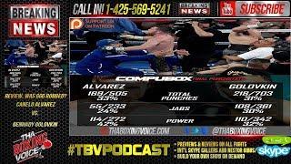 Canelo Alvarez vs. Gennady Golovkin Review, Was GGG Robbed?
