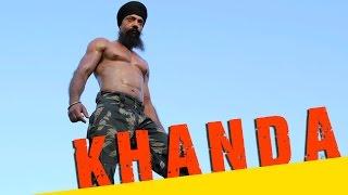 Khanda | Yoddha - The Warrior | Kuljinder Singh Sidhu | Releasing on 31st October 2014