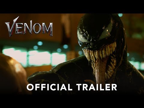VENOM Official Trailer HD