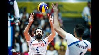 B quick by Saied Marouf| Iranian Volley| Iran vs France|
