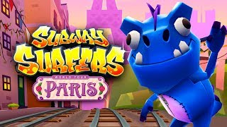 SUBWAY SURFERS - PARIS 2018 ✔ DINO AND 47 MYSTERY BOXES OPENING